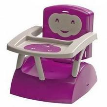 Thermobaby Krzesełko do karmienia składane Purpurowy