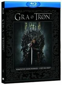 Gra o Tron Sezon 1 5 Blu-Ray)
