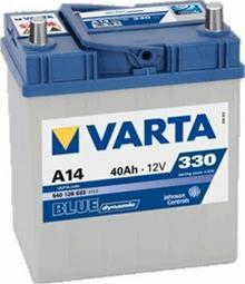 Varta Blue Dynamic A14 40 Ah 330 A)