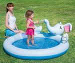 Bestway Plac zabaw basen z fontanną Słoń 53034