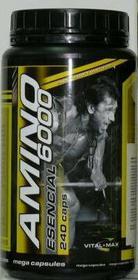 Vitalmax Amino Essencial 6000 Mega Caps 120 kaps.