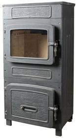Wamsler Piec kominkowy żeliwny Kamino 8 kW