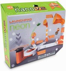 Hexbug NANO V2 NEON WYRZUTNIA - 477-4233