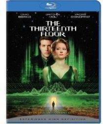 Trzynaste Piętro (The Thirteenth Floor) [Blu-Ray]