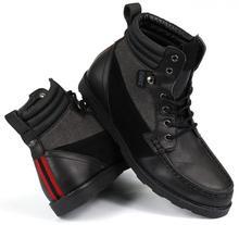 DVS buty zimowe męskie BISHOP BLACK