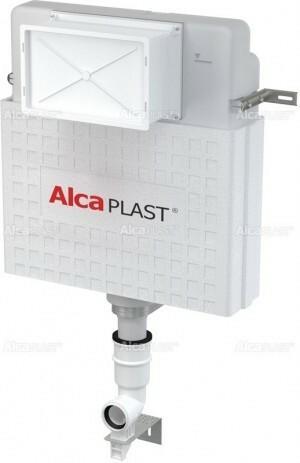 Alcaplast Basicmodul spłuczka podtynkowa do WC A112