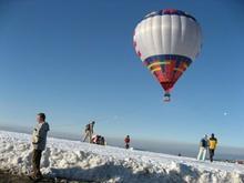 Lot balonem - Lublin