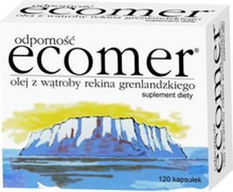 KrotexEcomer Odporność 120 szt.