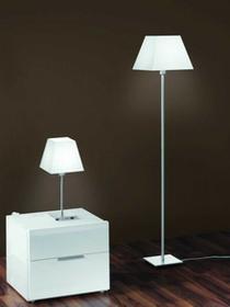 Helestra SONJA lampa stołowa Nikiel matowy, 1-punktowy 19/994.06/9220
