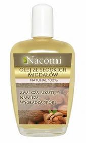 Nacomi olej ze słodkich migdałów 30ml