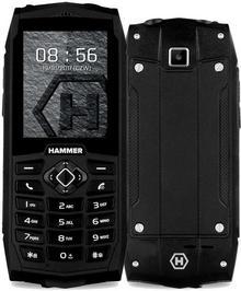 myPhone Hammer 3 Dual Sim Czarny