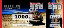Bilet do Przygody  - 1000zł