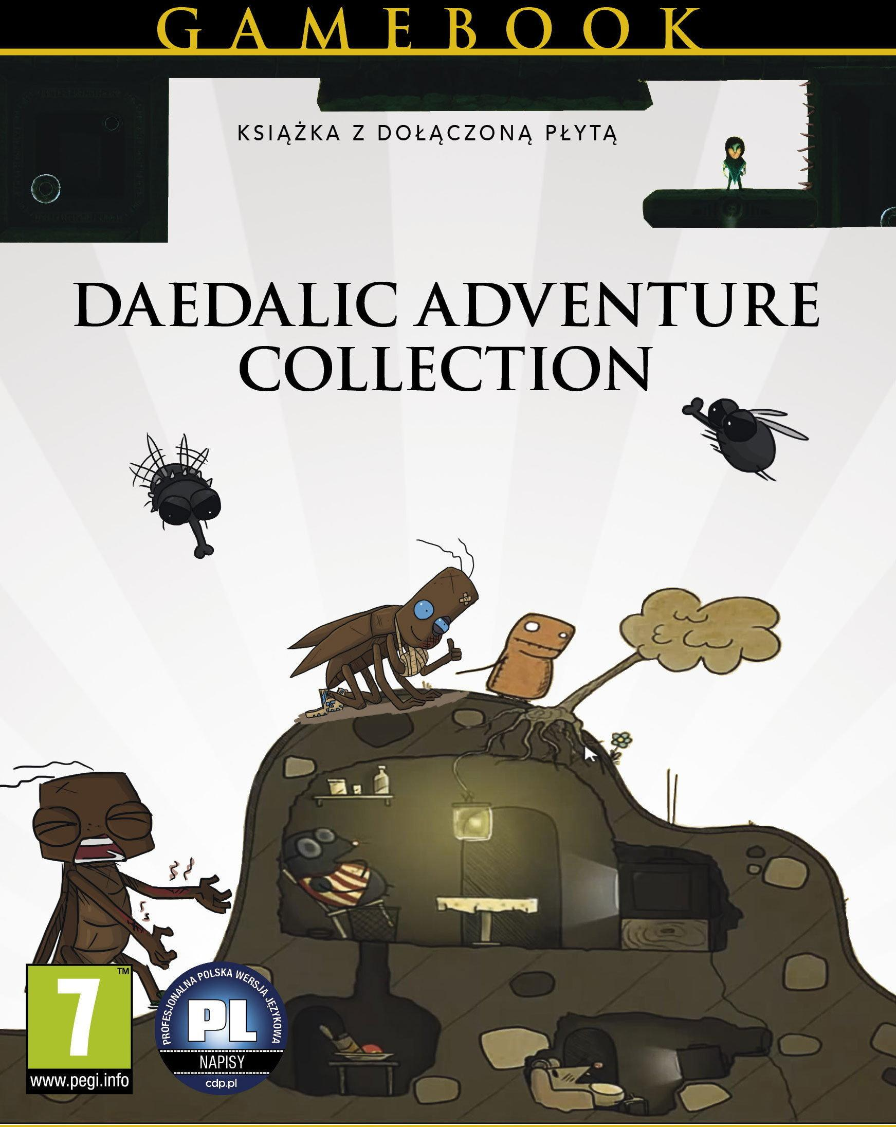 Daedalic Adventure Collection PC