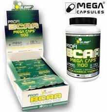 Olimp BCAA Mega Caps 30 kaps.