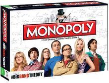 MUVE Monopoly The Big Bang Theory