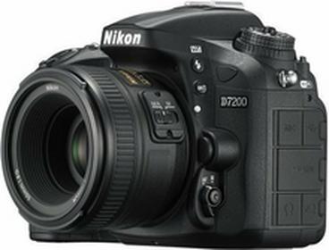 NikonD7200 body