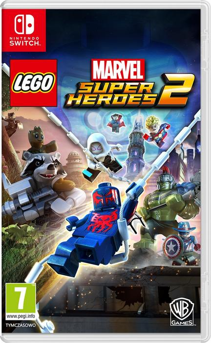 Marvel Super Heroes 2 NSWITCH