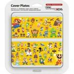 Nintendo New 3DS Cover Plate 29 (Multiplayer Characters) NI3P11029