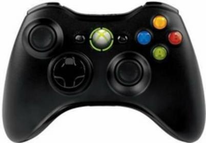 MicrosoftXbox 360 Wireless Controller - Black