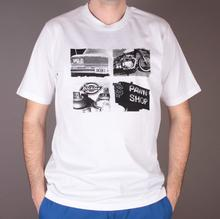 Dickies T-shirt Way of life - kolor biały