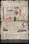 Gra o Tron (Infografika) Plakat