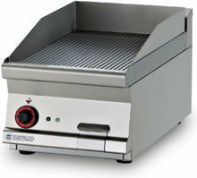 RM Gastro Płyta grillowa elektryczna ryflowana FTRT - 74 ET