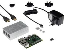 Raspberry PI Renkforce Zestaw 3 Renkforce ARM Cortex-A53 4x 1.2 GHz) 1 GB