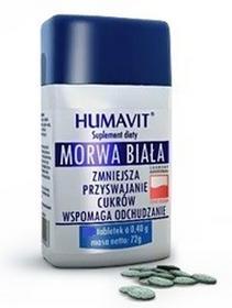 Humavit Morwa biala 180 szt.