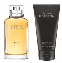 Davidoff SET Horizon M) edt 75ml + sg 75ml