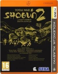 Total War: Shogun 2 Złota Edycja Kolekcja Klasyki PC
