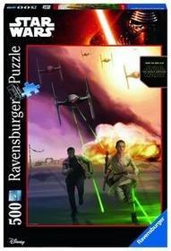 Ravensburger Puzzle Star Wars Ciemna strona mocy 500