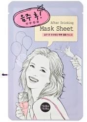 Holika After Mask Sheet maska do twarzy After Drinking 1szt