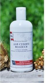 Yaka Organiczny Szampon do Suchych i łamliwe Włosów, 500ml bez SLS, SLES 7154