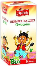 APOTHEKE Herbata dla dzieci - owocowa BIO 40g