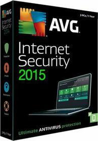 AVG Internet Security 2015 (1 stan. / 1 rok) - Nowa licencja