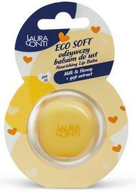 Laura Conti Eco Soft Odżywczy naturalny balsam do ust 7g