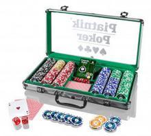 Piatnik Poker Alu-Case - 300 Żetonów - Blisko 700 Punktów Odbioru W Całej Polsce! Szybka Dostawa! Atrakcyjne Raty! Dostawa W 2H - Warszawa Poznań 7903