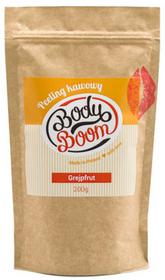 Body Boom Boody Boom Energetyczny grejpfrut Peeling kawowy 200g