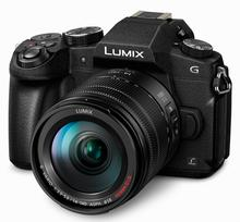 Panasonic Lumix G80 + 14-140 mm