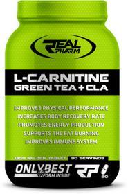 Real Pharm - L-Carnitine, Green Tea &Amp
