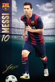 FC Barcelona Lionel Messi 14/15 Plakat