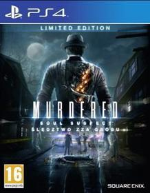 Murdered: Soul Suspect - Śledztwo zza grobu - Limited Edition PS4