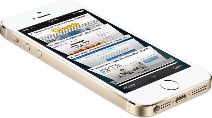 Apple iPhone 5s 32GB złoty