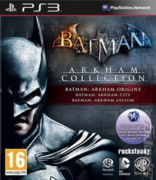 Batman: Arkham Collection PS3