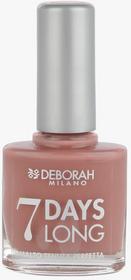 Deborah 7 Days Long Nail Varnish lakier do paznokci 858 11ml