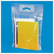 Torba foliowa 200 szt. 350x450x80 transparentna PDR35T