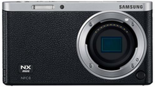 SamsungNX Mini + 9 mm czarny