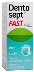 PhytoPharm KLĘKA DENTOSEPT FAST 30 ml spray 3169221