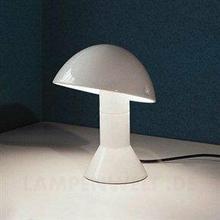 Designerska Lampa stołowa ELMETTO biała