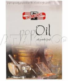KOH I NOOR Blok artystyczny A4/10 250G POP OIL KIN AR7243